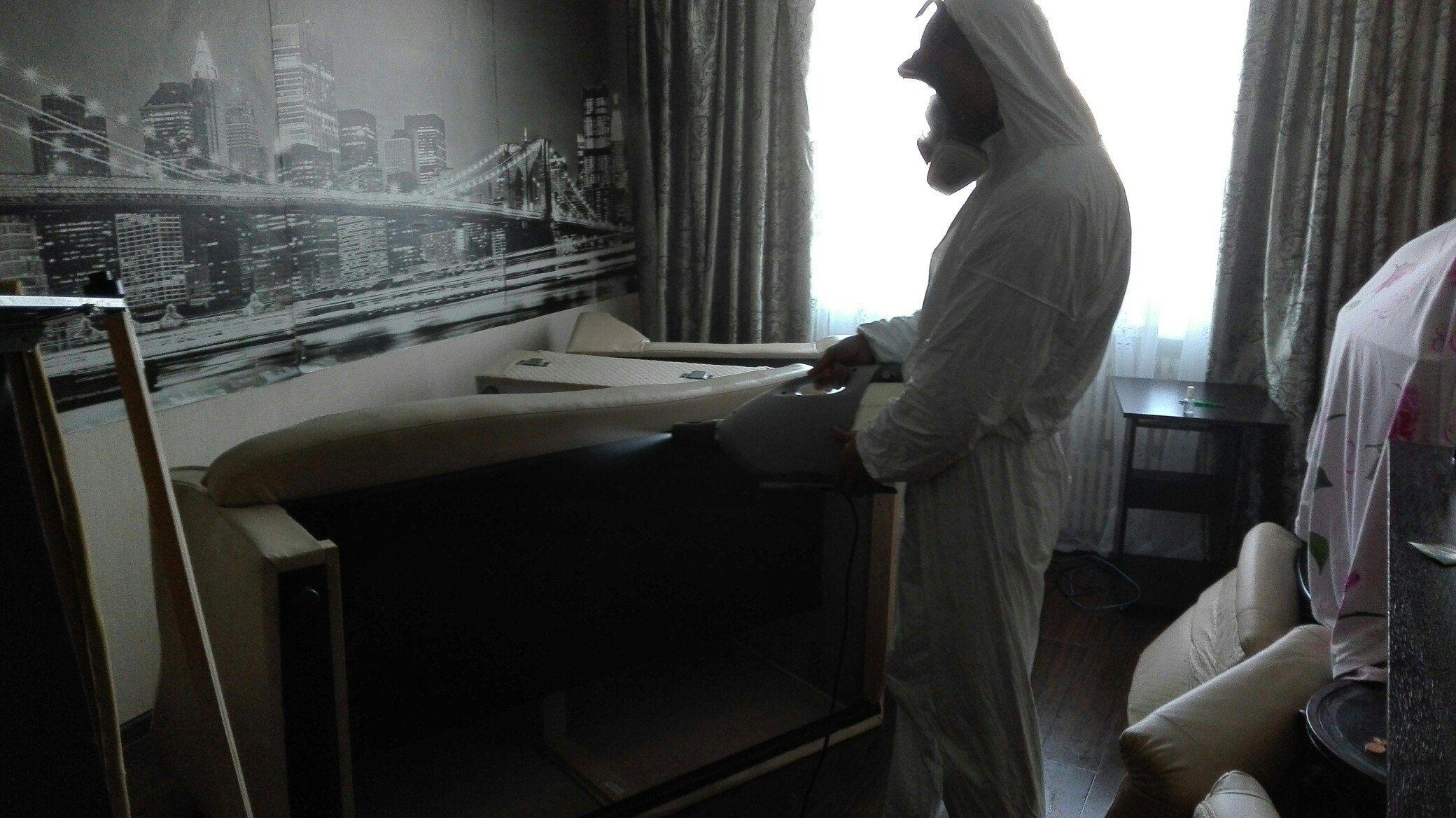Фирма по уничтожению клопов в Москве, цены